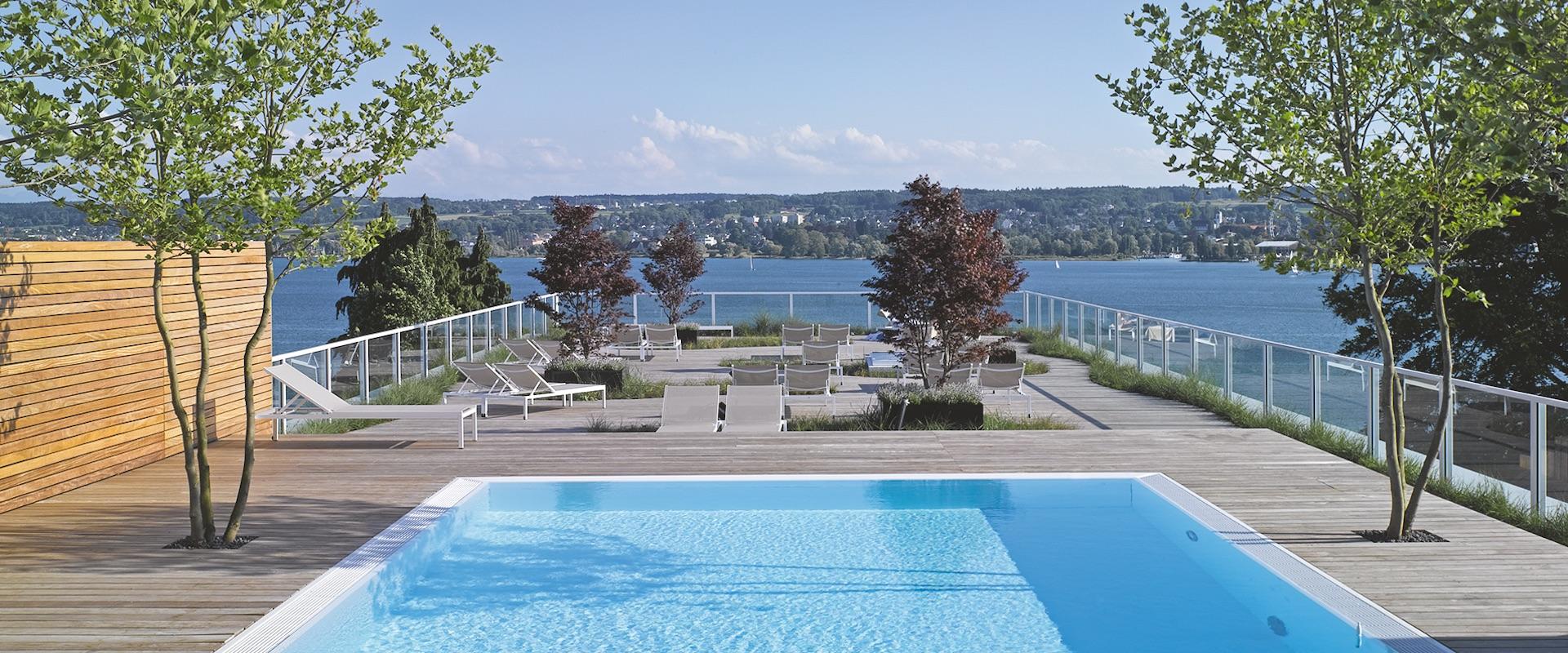 aktuelle Ansichten des Boutique-Hotels RIVA in Konstanz